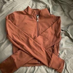 Balance Athletica kodiak cropped jacket